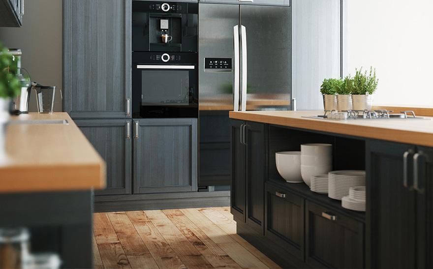Klasyczne meble kuchenne