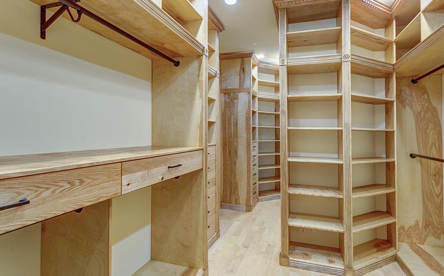 puste szafy